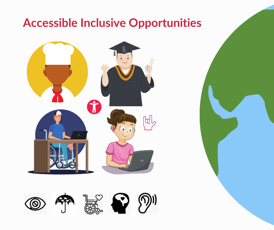 inclusive jobs photo
