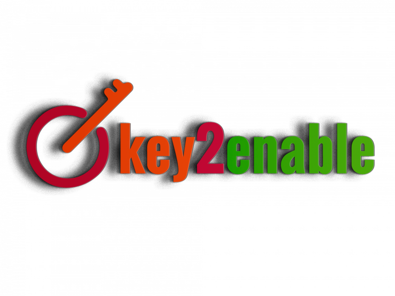 key to Enable logo